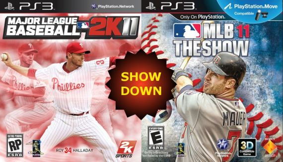 Halladay vs Mauer Cover Athlete Showdown