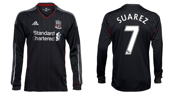 09ff700f254 On The Field Friday – Liverpool Away Jersey 11 12 – ThatSportsGamer.com
