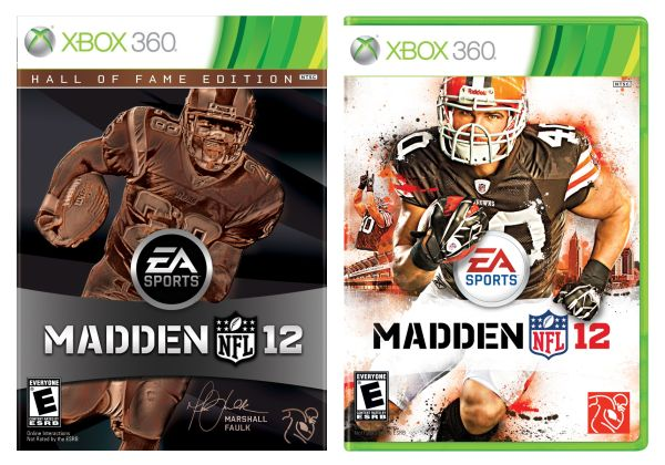 madden 12 hall of fame and standard cover 600px