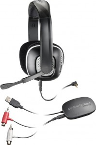 Plantronics GameCom X95 Review Wireless Adapter