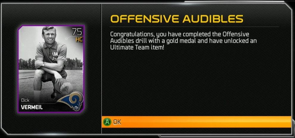 Offensive Audibles