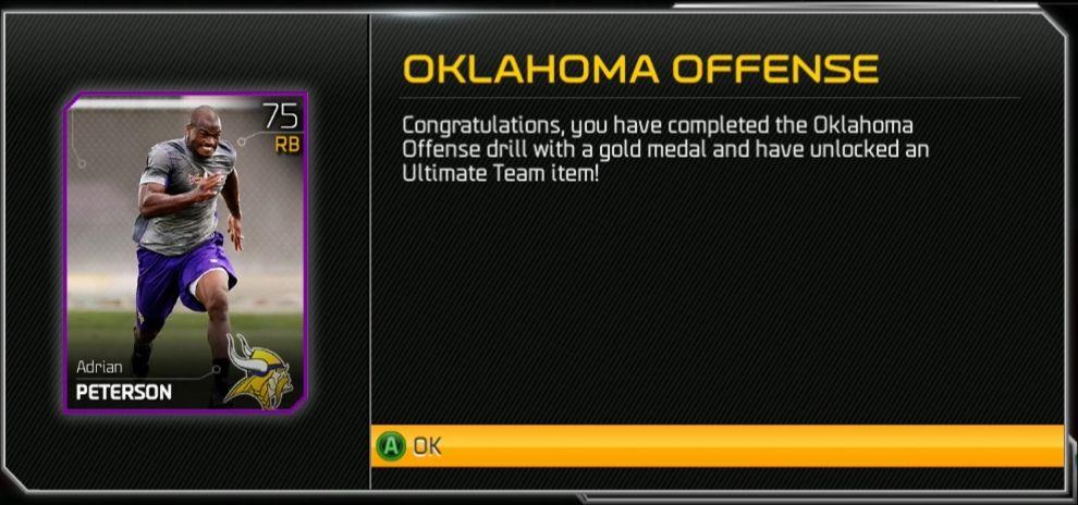 Oklahoma Offense
