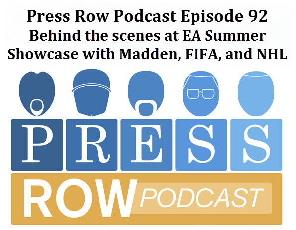 Press Row Podcast Ep 92